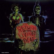 Various Artists, The Return Of The Living Dead [OST] (CD)