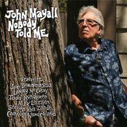 John Mayall, Nobody Told Me (LP)