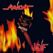 Raven, Live At The Inferno (LP)