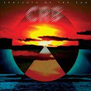 The Chris Robinson Brotherhood, Servants Of The Sun [Red/Orange Vinyl] (LP)