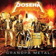 Brian Posehn, Grandpa Metal [Orange/Black Vinyl] (LP)