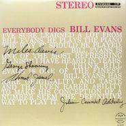 Bill Evans, Everybody Digs Bill Evans (LP)