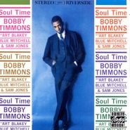 Bobby Timmons, Soul Time (CD)