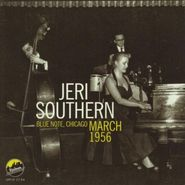 Jeri Southern, Blue Note, Chicago March 1956 (CD)