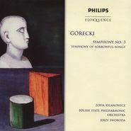 Henryk Mikolaj Gorecki, Symphony No. 3: 'Symphony Of Sorrowful Songs' (CD)