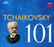 Peter Il'yich Tchaikovsky, Tchaikovsky 101 [Box Set] (CD)