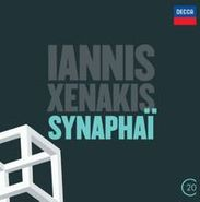 Iannis Xenakis, Xenakis: Synapha (CD)