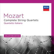 Wolfgang Amadeus Mozart, The Complete String Quartets (CD)
