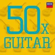 Various Artists, 50 X Guitar (CD)
