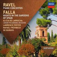 Maurice Ravel, Ravel: Piano Concertos (CD)