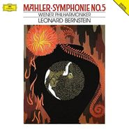 Gustav Mahler, Symphonie No. 5 (LP)
