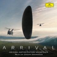 Jóhann Jóhannsson, Arrival [OST] (CD)