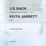 Johann Sebastian Bach, Bach: The Well-Tempered Clavier, Book I (CD)