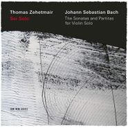 Johann Sebastian Bach, Bach: The Sonatas & Partitas For Violin Solo (CD)