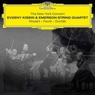 Evgeny Kissin, The New York Concert: Mozart - Fauré - Dvorak (CD)