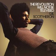 Gil Scott-Heron, The Revolution Will Not Be Televised (LP)