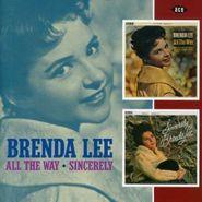 Brenda Lee, All the Way / Sincerely, Brenda Lee [Import] (CD)
