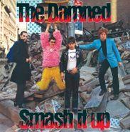 "The Damned, Smash It Up / Burglar [Red Vinyl] (7"")"