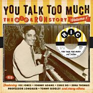 Various Artists, You Talk Too Much: The RIC & RON Story Volume 1 (CD)