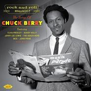Various Artists, Rock And Roll Music! The Songs Of Chuck Berry (CD)