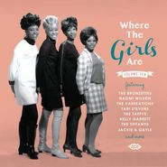 Various Artists, Where The Girls Are Vol. 10 (CD)