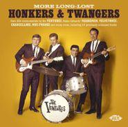 Various Artists, More Long-Lost Honkers & Twangers (CD)