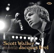 Scott Walker, Scott Walker Meets Jacques Brel (CD)
