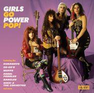 Various Artists, Girls Go Power Pop! (CD)