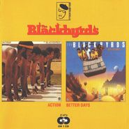 The Blackbyrds, Action/Better Days (CD)