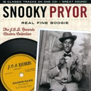 Snooky Pryor, Real Fine Boogie: The J.O.B. Records Masters Collection (CD)