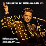 Jerry Lee Lewis, The Essential Sun Records Country Hits (CD)