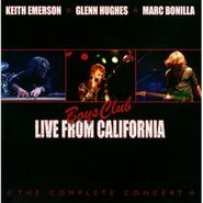 Keith Emerson, Boys Club: Live From California - The Complete Concert (CD)
