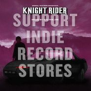 Stu Phillips, Knight Rider [OST] [Record Store Day] (LP)