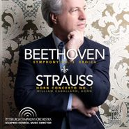 Ludwig van Beethoven, Beethoven: Symphony No. 3 ''Eroica''; Strauss: Horn Concerto No. 1 [Hybrid SACD] (CD)