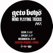 "Geto Boys, Mind Playing Tricks [Black Friday Green Vinyl] (12"")"