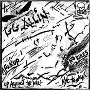 "G.G. Allin, No Rules (7"")"