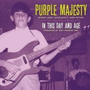 "Purple Majesty, In This Day & Age / I Can't Keep From Crying (7"")"