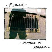 Pinback, Summer In Abaddon [15th Anniversary Olive Green Vinyl] (LP)