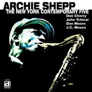 Archie Shepp, Archie Shepp & The New York Contemporary Five (CD)