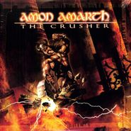 Amon Amarth, The Crusher [180 Gram Vinyl] (LP)