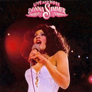 Donna Summer, Live And More (CD)