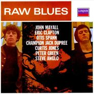 Various Artists, Raw Blues (CD)