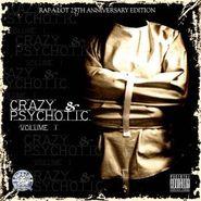 Various Artists, Crazy & Psychotic, Volume 1 (CD)