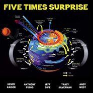Henry Kaiser, Five Times Surprise (CD)