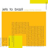 Jets to Brazil, Orange Rhyming Dictionary [Clear Vinyl] (LP)