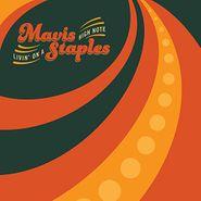 Mavis Staples, Livin' On A High Note (CD)