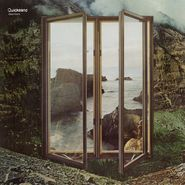 Quicksand, Interiors [Clear W/ Black Smoke] (LP)