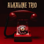 Alkaline Trio, Is This Thing Cursed? [Bone Colored Vinyl] (LP)