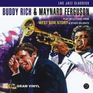Buddy Rich, Play Selections from West Side Story And Other Delights (LP)
