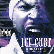 Ice Cube, War & Peace, Vol. 2: The Peace Disc (CD)